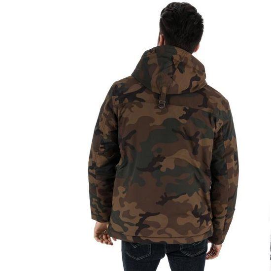 51d096cff0d Camouflage Napapijri En Veste Homme Pour Rainforest wxgFvAqa