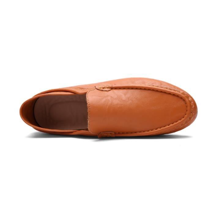 2017 Mode Mocassins Homme Masculines Respirante Quotidien Chaussures 4vC4oHNPvV