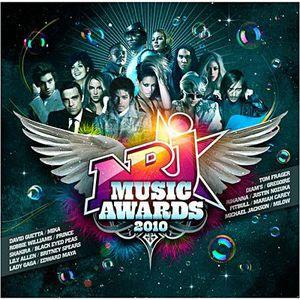 CD COMPILATION NRJ MUSIC AWARDS 2010