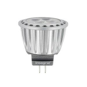 INTEGRAL LED Ampoule Spot MR11 GU4 3.7W équivalent ? 20W 4000K 320lm