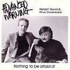CD JAZZ BLUES cd Nothing To Be Afraid Of Advanced Warning