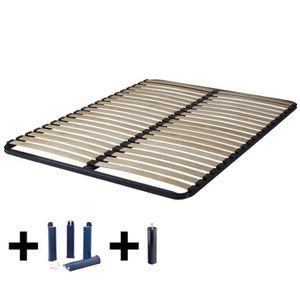 SOMMIER Altolattes - Pack Sommier 2x20 Lattes 140x200cm +