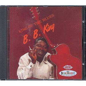 CD VARIÉTÉ INTERNAT King of the blues + 10 by B.B. King