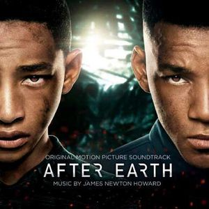 CD MUSIQUE DE FILM - BO After earth by James Newton Howard