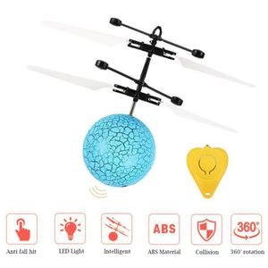 DRONE DRONE Flying RC Electric Ball LED Flashing Light A
