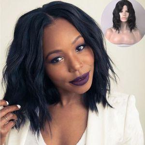Perruque femme noire - Achat / Vente pas