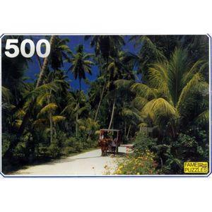 PUZZLE Puzzle Seychelles (500 pièces)