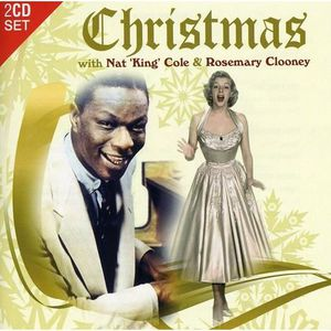 CD COMPILATION Nat King Cole & Rosemary Clooney - Christmas with