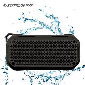 ENCEINTE NOMADE Haut-parleur sans fil Bluetooth IPX7 Haut-parleur