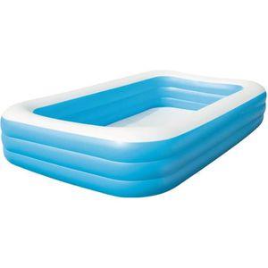 Infos sur piscine gonflable pas cher arts et voyages for Grande piscine gonflable pas cher