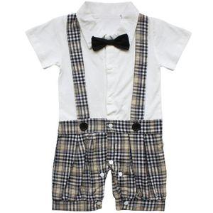 Ensemble de vêtements Ensemble Vêtements Bébé Garçon Costume Baptême Com