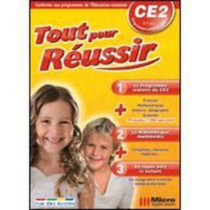 ÉDUCATIF À TÉLÉCHARGER Tout pour réussir - CE2 - 2009/2010