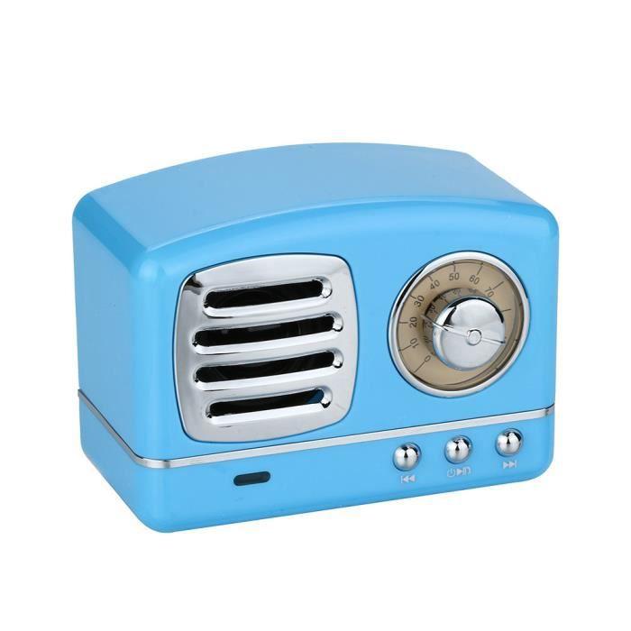 Haut-parleur Portable Bluetooth Sans Fil Audio Stéréo Subwoofer Support De Carte Tf _yx*471