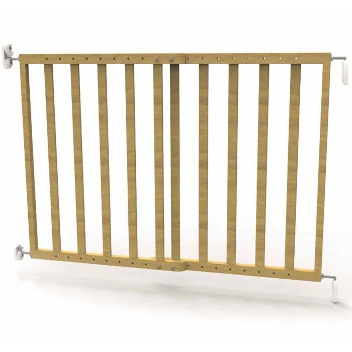 Noma Barrière de sécurité extensible 63,5