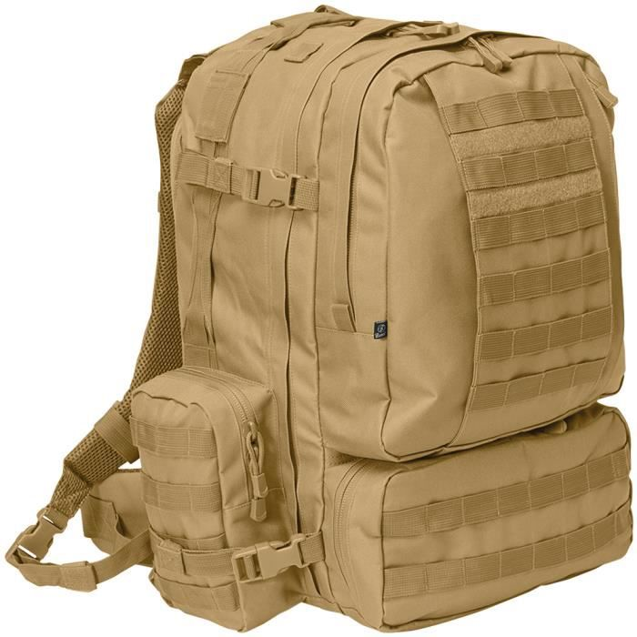 Cooper 3 Us Brandit À Sac Day Dos Camel QrhdCts