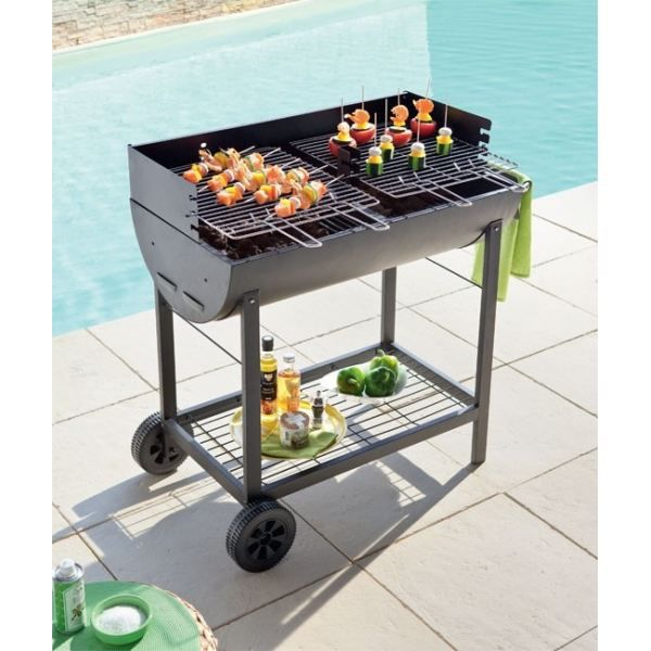 barbecue a charbon sorata hesperide achat vente barbecue barbecue a charbon sorata. Black Bedroom Furniture Sets. Home Design Ideas