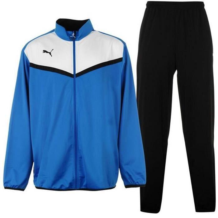 b235c69872d2d Jogging Complet Puma Grandes Tailles Homme Bleu Bleu - Achat / Vente ...