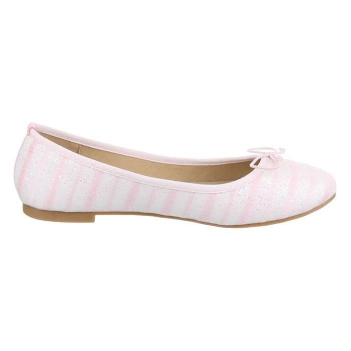 Chaussures femmes Ballerine Escarpins wYGP3c