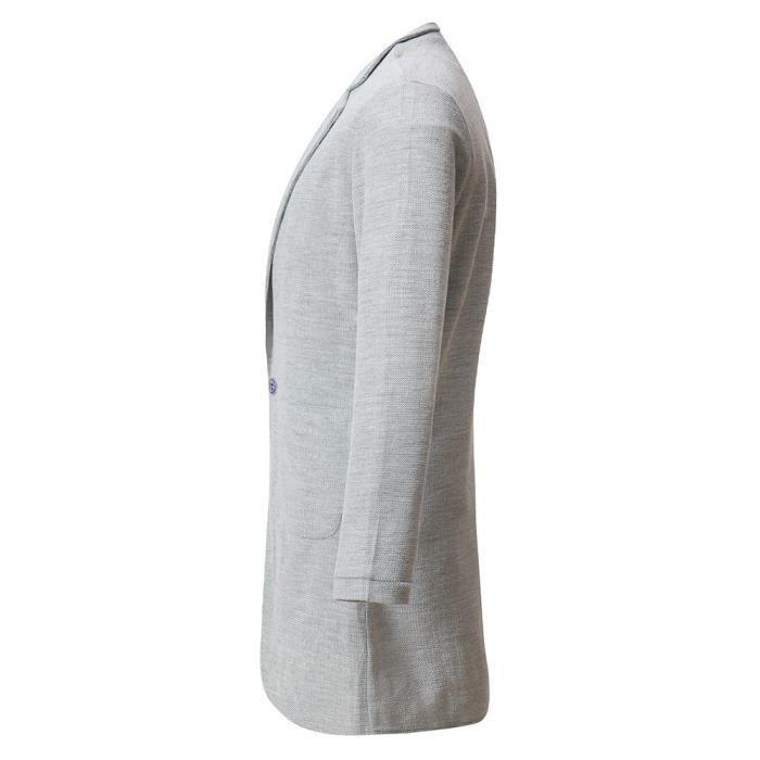Chaud Poche Solide Longues À Hommes Bouton Manches De D'hiver Outwear Jacket Bl6017 Plus Manteau Wind Les AnxwYv8A