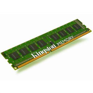 MÉMOIRE RAM Kingston Mémoire DDR3 2 Go 1066MHz