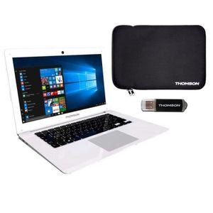 ORDINATEUR PORTABLE THOMSON PC Portable 14