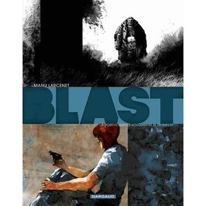 BANDE DESSINÉE Blast Tome 4