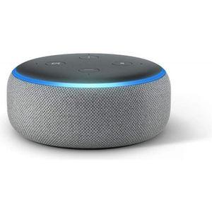 ASSISTANT VOCAL Assistant vocal Amazon Echo DOT 3ème génération av