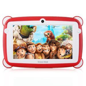 TABLETTE ENFANT Great Wall Tablette Enfant Tactile K701 7 Pouces A