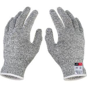 GANTS DE PROTECTION Une paire de gants résistants coupe de qualité ali