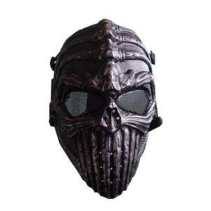masque halloween qui fait peur achat vente jeux et jouets pas chers. Black Bedroom Furniture Sets. Home Design Ideas