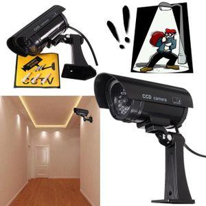 ÉCRAN VIDÉOSURVEILLANCE TEMPSA IR Caméra simulation Dummy Security Surveil