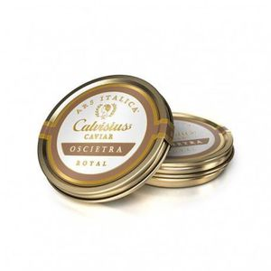 CAVIAR Caviar Calvisius Oscietre Royal boite 30 gr