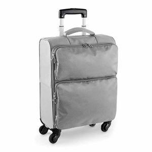 VALISE - BAGAGE Valise cabine trolley - BG470 - gris platinium