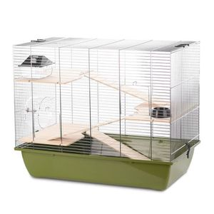 CAGE DUVO Cage Natural Charlie 3 - 70x40x57,5 cm - Vert