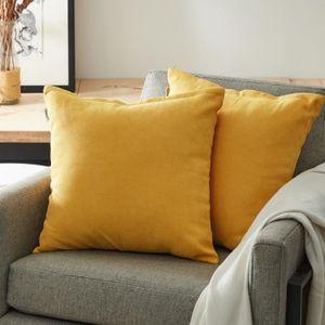 Deco chambre jaune moutarde - Achat / Vente pas cher