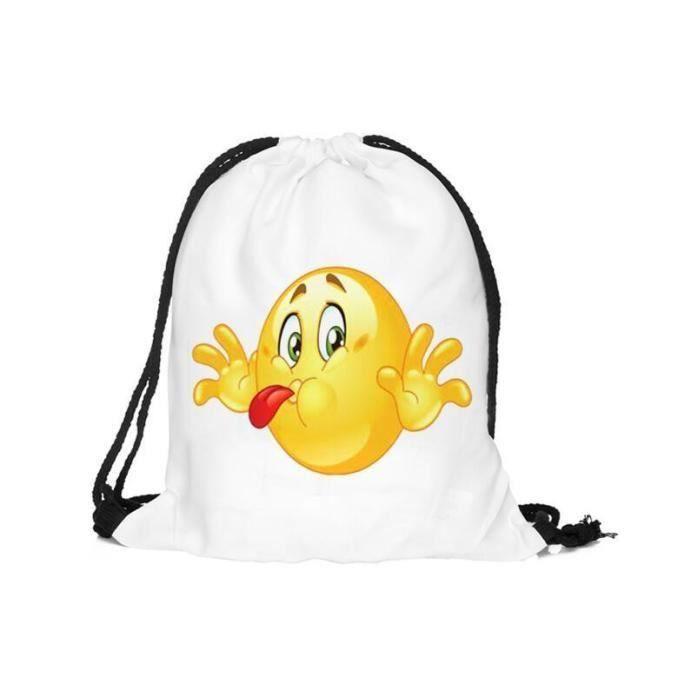 D'impression Dos Zhy60808982 À Drawstring 188 Sacs Backpack Unisexe 3d tZawqR