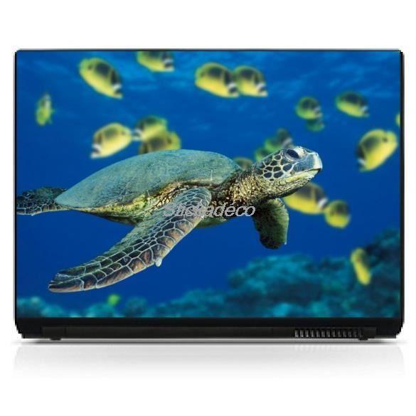 sticker ordinateur portable 17 pouces - prix pas cher - cdiscount