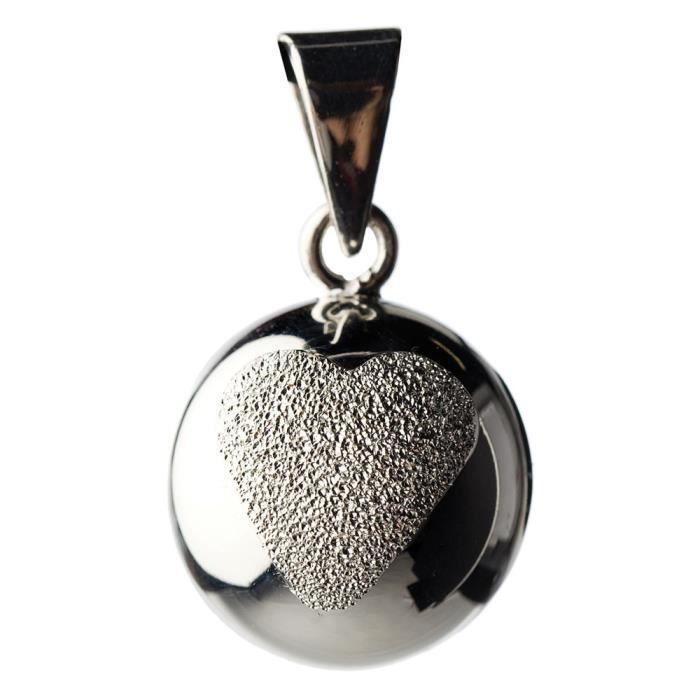 Babylonia bola de grossesse coeur brillant achat vente sautoir et collier 5425011482730 - Quand porter un bola de grossesse ...