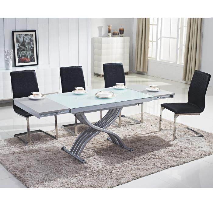 table basse transformable - achat / vente pas cher - soldes* dès