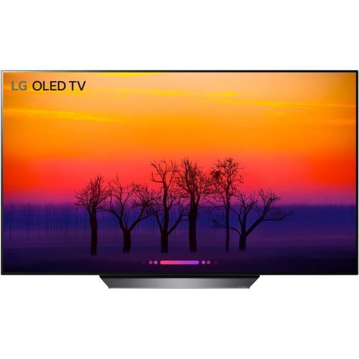 """Téléviseur LED LG 65B8 - TV OLED UHD 4K HDR Dolby Vision - 65"""" (1"""
