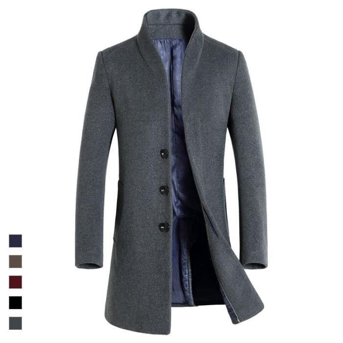 Manteau cachemire homme achat vente manteau cachemire - Echarpe homme cachemire pas cher ...