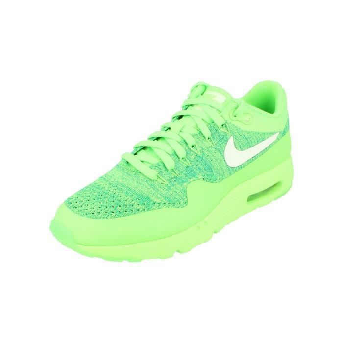 BASKET Nike Air Max 1 Ultra Flyknit Hommes Running Traine