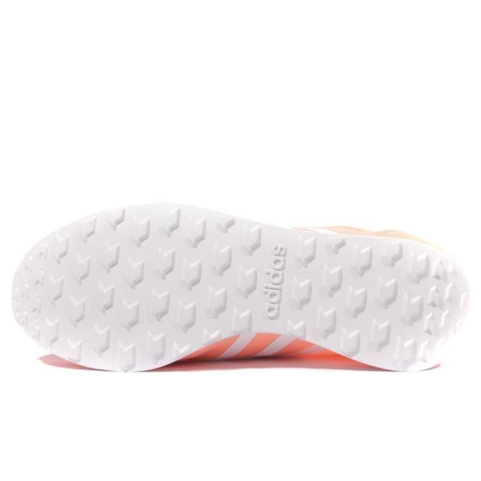separation shoes 61098 db64e Groove Pas Cher Cloudfoam Prix Chaussures Orange Femme Adidas Fwqxdw7
