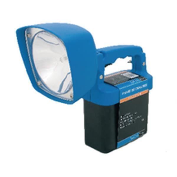 Novipro Phare NOVIPro avec pile 825 saline bleu Réf HY AL001 OD