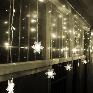 rideau lumineux achat vente rideau lumineux pas cher soldes d s le 10 janvier cdiscount. Black Bedroom Furniture Sets. Home Design Ideas