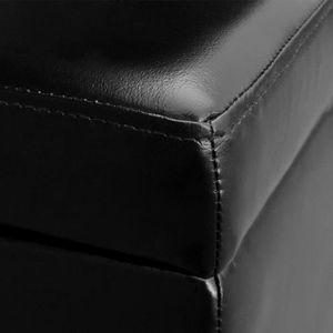 banc de rangement en bois achat vente pas cher. Black Bedroom Furniture Sets. Home Design Ideas