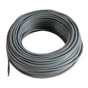 PIÈCE CHAUFFAGE CLIM 5 m Cable noir 4mm2 pour cablage des systèmes éner