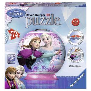PUZZLE LA REINE DES NEIGES Puzzle 3D 72 pcs - Disney