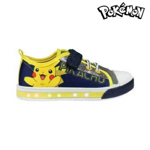 a259affaf8db6 CARTABLE Baskets Casual avec LED Pokemon 3731 (taille 31)