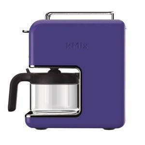 MACHINE À CAFÉ KENWOOD CM030BL Cafetière filtre kMix - Bleu roi